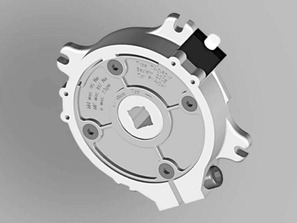 Инерционный тормоз Alutech IB-147