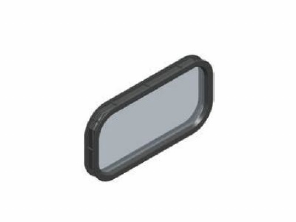 Окно Alutech W095