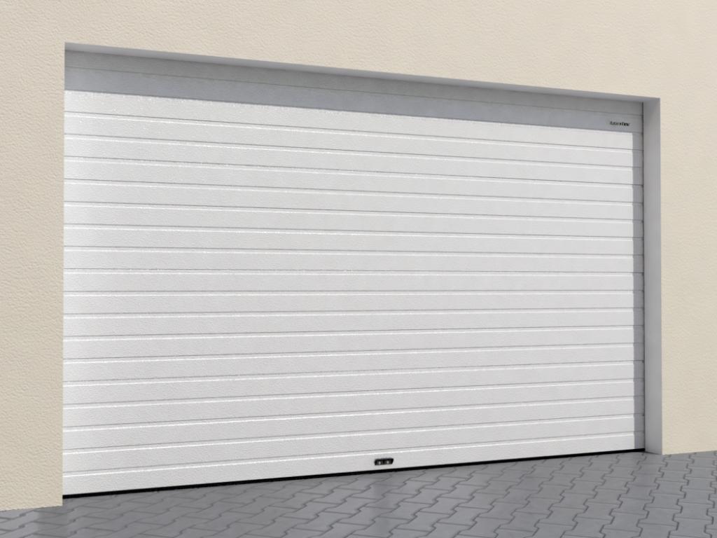 Гаражные секционные ворота DoorHan RSD02SLP