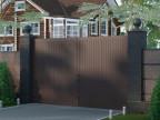 Распашные ворота DoorHan SVG-A