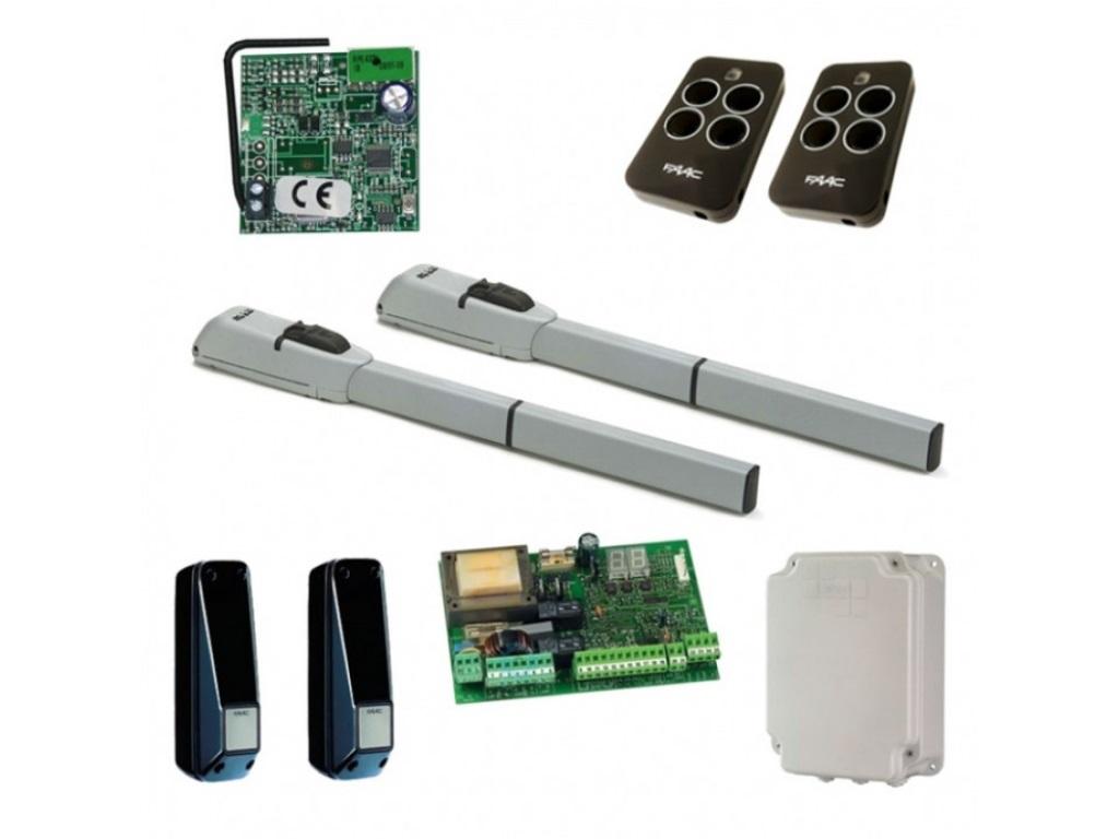 Комплект автоматики FAAC 415 LLS Kit SLH